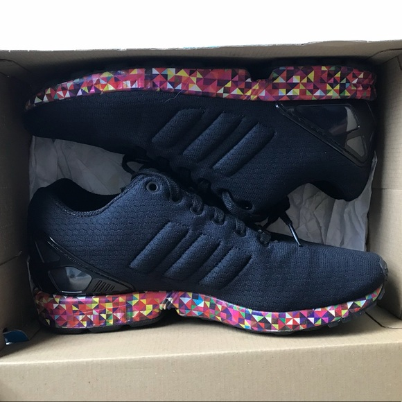 adidas flux rose gold sole